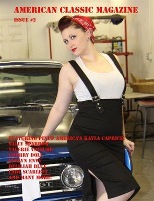 American Classic Magazine - Car Edition