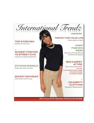 International Trendz (Issue #1)