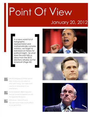 Point of View - January 20, 2012