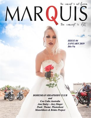 Marquis issue 4 Jan 2019