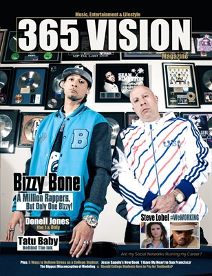 365 Vision Magazine - Issue #2