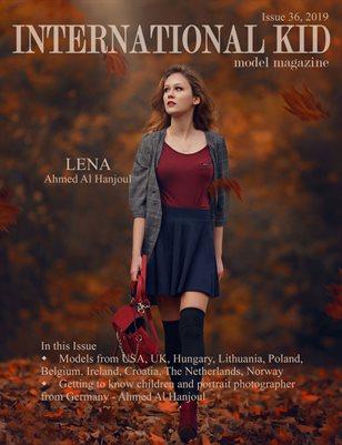International Kid Model Magazine Issue #36