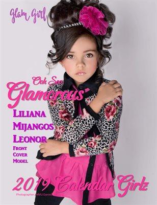 Glam Girlz 2019 Calendar