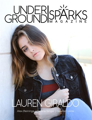 Underground Sparks December Issue: Lauren Giraldo