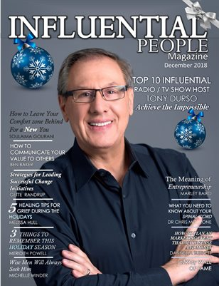 Influential People Magazine December 2018