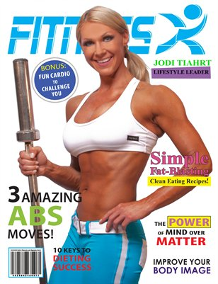 FitnessX Magazine for December 2011