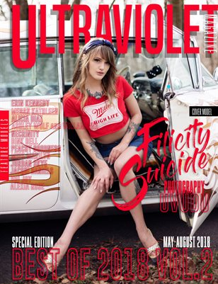 ULTRAVIOLET Magazine: Best of 2018 Vol.2