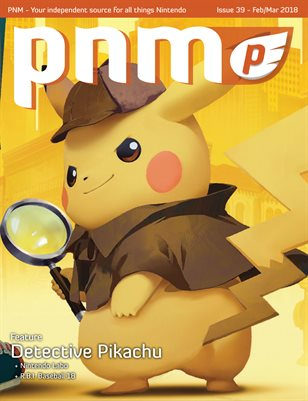 Pure Nintendo Magazine (PNM) Issue 39