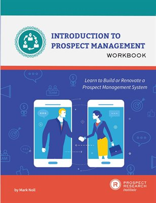 Introduction to Prospect Management Workbook