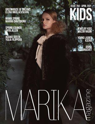 MARIKA MAGAZINE KIDS (ISSUE 784 - APRIL)