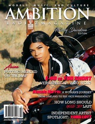 Ambition Ladiez Magazine