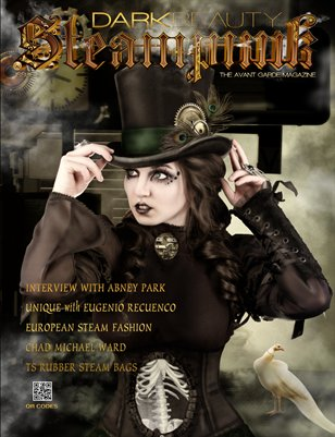 Dark Beauty Magazine - ISSUE 5 - Steampunk '11 (Version A)