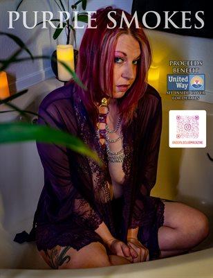 Purple Smokes - Shower Boudoir Tease Babe | Bad Girls Club