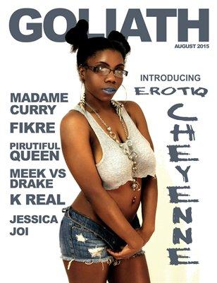 Goliath Magazine August 2015