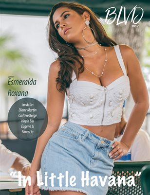 The Boulevard Magazine Vol. 7 ft. Esmeralda Roxana