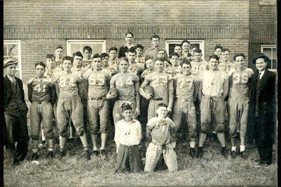 1937 Fulton Football Team