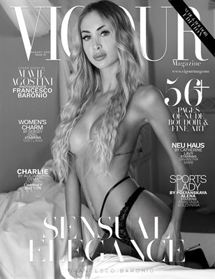 NUDE & Boudoir | August Issue 01