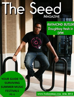 The Seed Magazine | April 2012