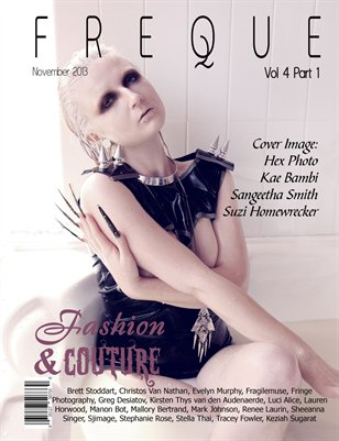 Freque Magazine Vol 4 Part 1 - Fashion