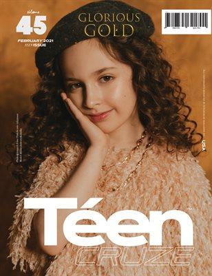 FEBRUARY 2021 Issue (Vol: 45) | TÉENCRUZE Magazine