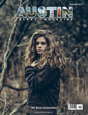 Austin Talent Magazine September 2017 Edition