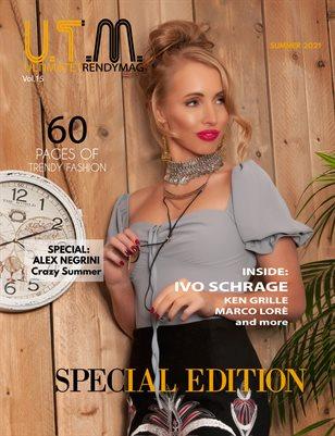 Ultimate Trendy Magazine Vol.15