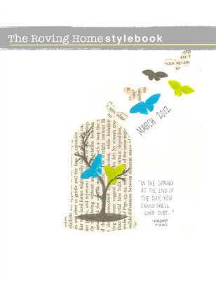 The Roving Home Stylebook March 2012