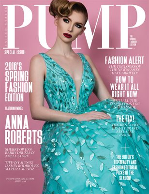 PUMP Magazine - The April Spring Edition Vol. 1