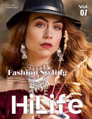 HiLife Magazine June 2021 (Vol-07)
