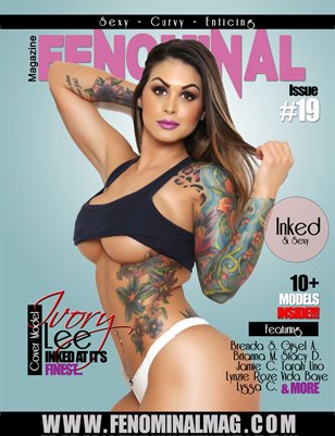 Issue 19 - Ivory Lee