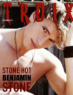 """BENJAMIN STONE """"Stone Hot"""""""