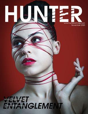 HUNTER Magazine issue NOVEMBER 2020 vol.5