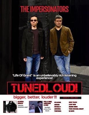TunedLoud Magazine May 2021
