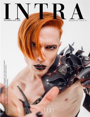 Issue 70   December   Cover 1 - Anna Fokiina