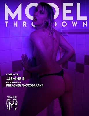 Model Throwdown 61 - Jasmine R