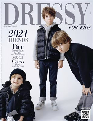 DRESSY4KIDS Magazine - Jan/2021 - Issue #2