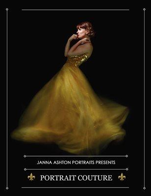 Beauty Portraiture by Janna Ashton Portraits