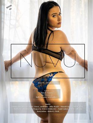 Nuvu Magazine Nude Book 84 Featuring Melodic Figures