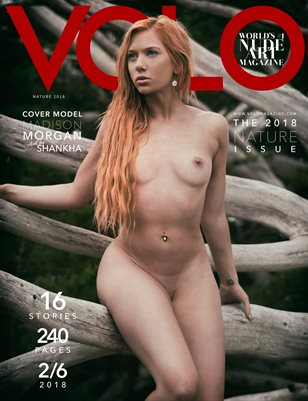 VOLO Magazine 58 - 2018 Nude in Nature Issue