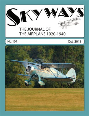 Skyways #104 - October 2013