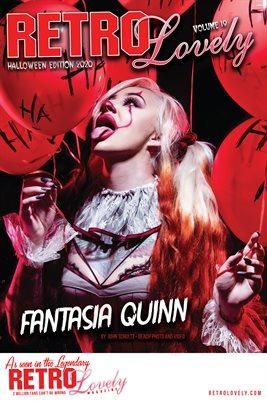 Fantasia Quinn Cover Poster