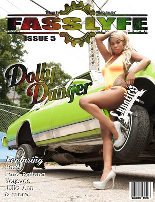 FASSLYFE MAGAZINE ISSUE 5 ft. Dolly Danger