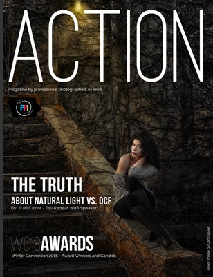 ACTION magazine by PPI