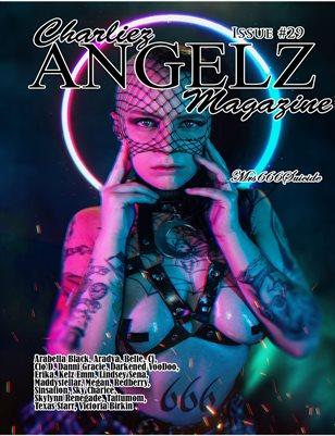Charliez Angelz Issue #29 - Mrs666suicide