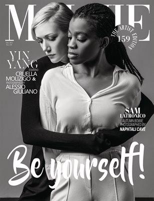 MALVIE Magazine The Artist Edition Vol 159 February 2021