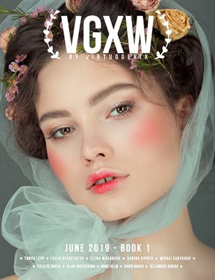 VGXW Magazine - June 2019 (Cover 1)