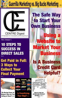 CENTRE Digest Jan 2012