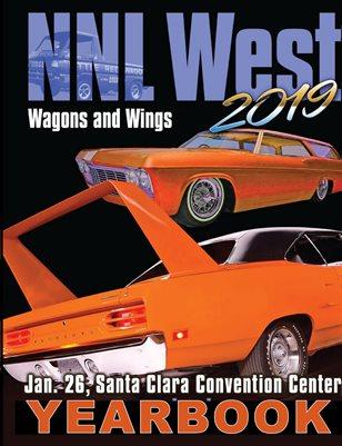 2019 NNL West Yearbook