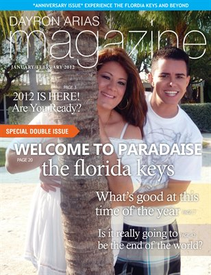 Dayron Arias Magazine - January/February 2012