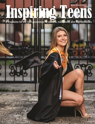 Issue 45 of Inspiring Teens Magazine